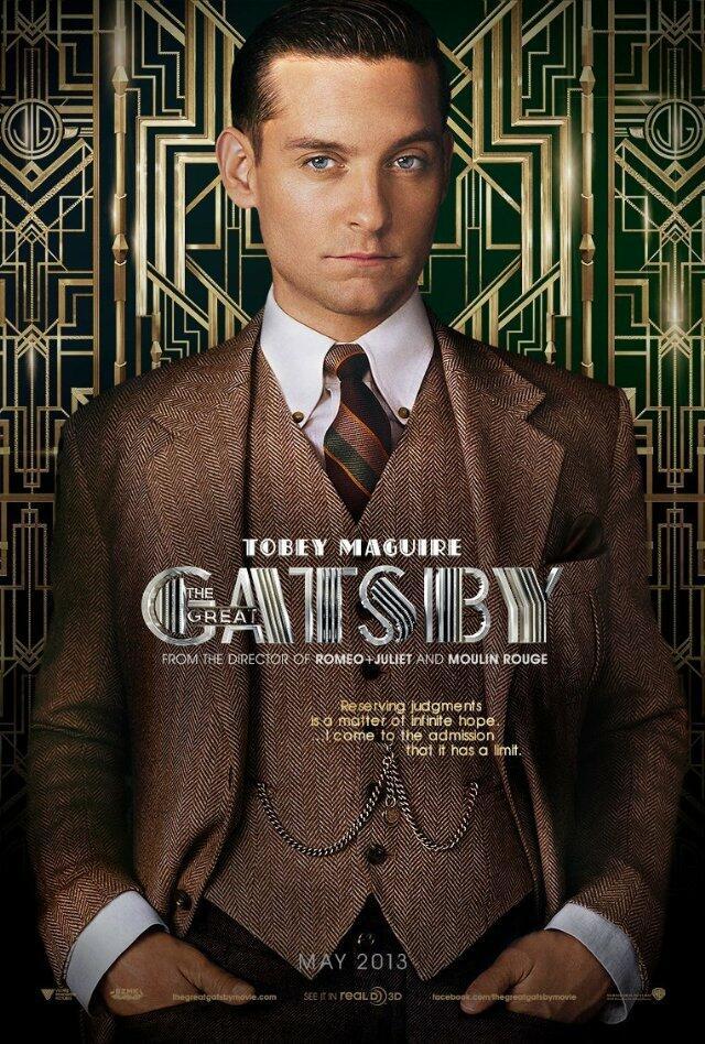 Der Große Gatsby Stream