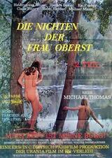 Die Nichten der Frau Oberst 2. Teil - Mein Bett ist meine Burg - Poster
