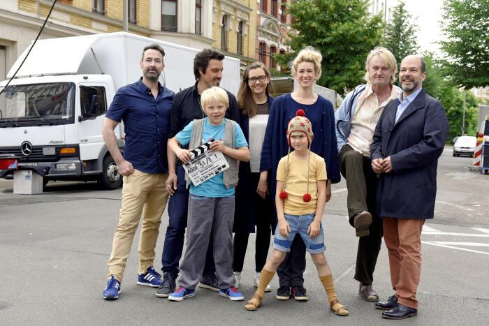 Rico, Oskar und der Diebstahlstein mit Juri Winkler und Anton Petzold