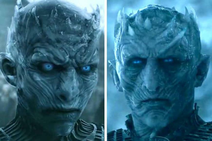 Game Of Thrones Deshalb Sieht Der Night King Jetzt So Anders Aus