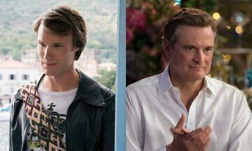 Mamma Mia 2: Hugh Skinner und Colin Firth als Harry