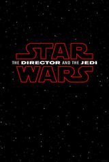 The Director and the Jedi - Poster