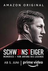 Schweinsteiger: Memories - Von Anfang bis Legende - Poster