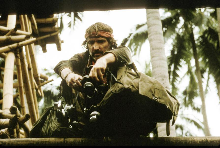 Apocalypse Now mit Dennis Hopper