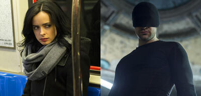 Jessica Jones/Daredevil