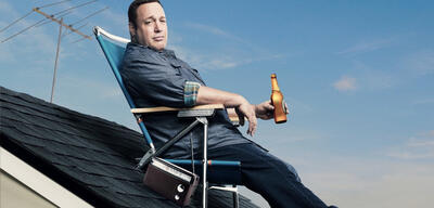 Kevin Can Wait mit Kevin James