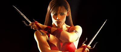 Jennifer Garner alias Elektra als junge Miss Marple?