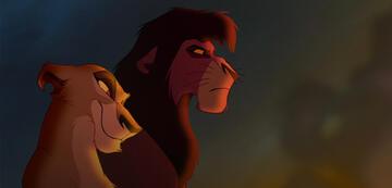 Der König der Löwen 2: Zira mit Kovu