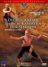 Die Rückkehr zu den 36 Kammern der Shaolin - Poster