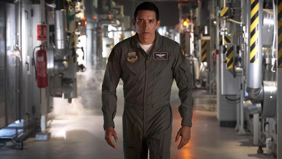 Terminator: Dark Fate mit Gabriel Luna