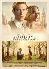 Goodbye Christopher Robin - Poster