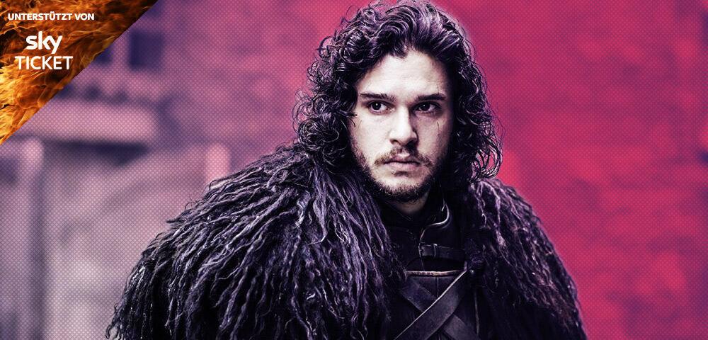 Game of Thrones: Jon Schnee hat schon jetzt sein tragisches Schicksal besiegelt