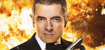 Rowan Atkinson als Johnny English