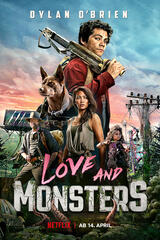 Love and Monsters - Poster