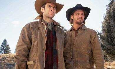 Yellowstone - Staffel 2, Yellowstone mit Wes Bentley und Luke Grimes - Bild 8