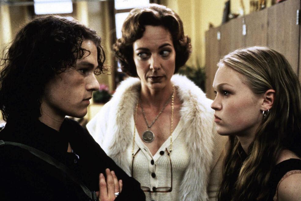 10 Dinge, die ich an Dir hasse mit Heath Ledger, Julia Stiles und Allison Janney