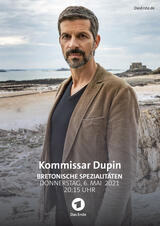Kommissar Dupin - Bretonische Spezialitäten - Poster