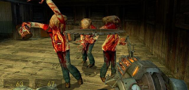 3 Zombies? Half Life 3 confirmed.