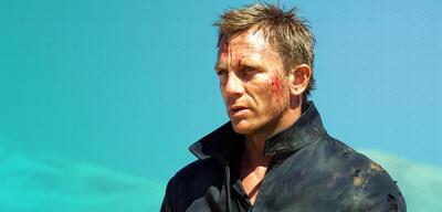 Daniel Craig inJames Bond 007 - Ein Quantum Trost