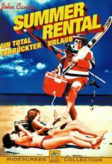 Ein total verrückter Urlaub - Poster