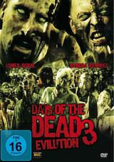 Days of the Dead 3 - Evilution - Poster