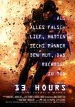 13 hours plakat