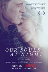 Unsere Seelen bei Nacht - Poster