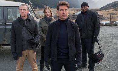 Mission: Impossible 6 - Fallout mit Simon Pegg, Tom Cruise, Ving Rhames und Rebecca Ferguson - Bild 12