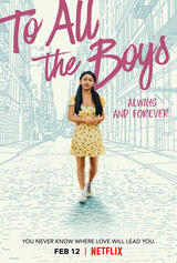 To All the Boys: Always and Forever - Poster