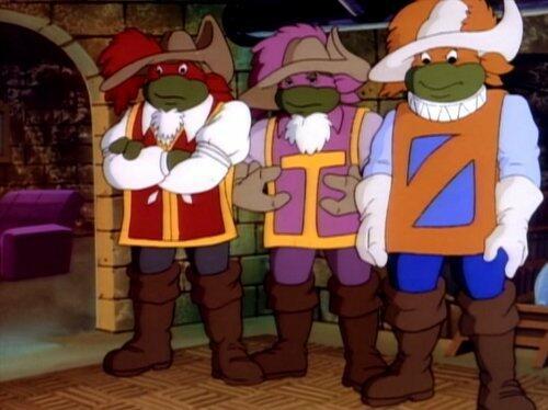 Teenage Mutant Hero Turtles - Staffel 2