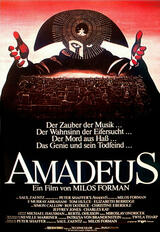 Amadeus - Poster