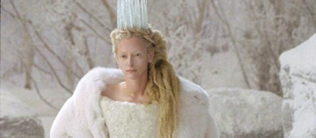 Tilda Swinton in Die Chroniken von Narnia