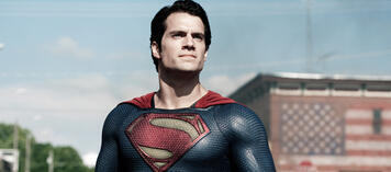 Henry Cavill als Man of Steel
