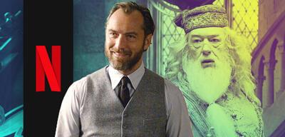 Phantastische Tierwesen 2:Jude Law als Dumbledore