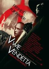 V wie Vendetta - Poster
