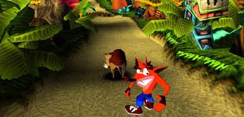 Bild zu:  Crash Bandicoot-Referenz in Uncharted 4?