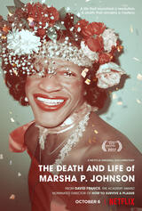 The Death and Life of Marsha P. Johnson - Poster