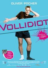 Vollidiot - Poster
