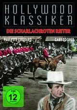 Die scharlachroten Reiter - Poster