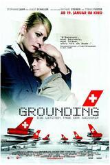 Grounding - Die letzten Tage der Swissair - Poster