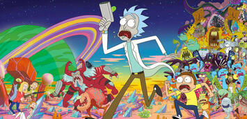 Bild zu:  Rick and Morty