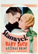 Baby Face - Poster