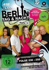 Berlin - Tag und Nacht Staffel 13 - Poster