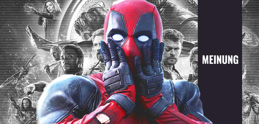 Deadpool macht sich über Marvel-Filme lustig
