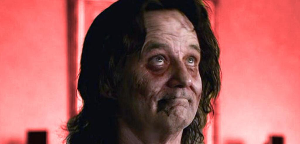 Bill Murray in Zombieland