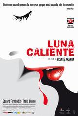 Luna caliente - Poster