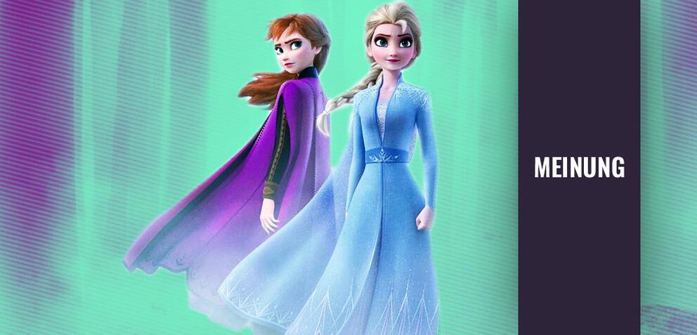 Frozen 2: Anna und Elsa
