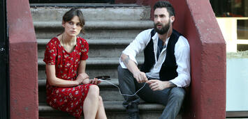 Bild zu:  Adam Levin & Keira Knightley in Can a Song Save Your Life