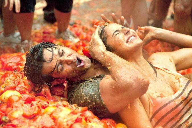 Man lebt nur einmal mit Katrina Kaif und Abhay Deol