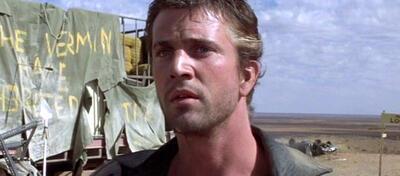 Mel Gibson als Mad Max
